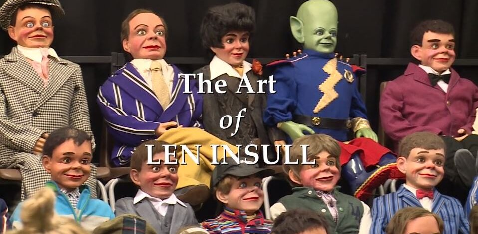 The Art of Len Insull