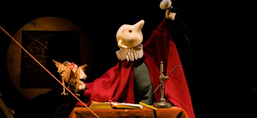 Festival of Curious Puppetry 27 Jan – 14 March 2020
